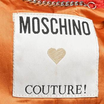 бирка Костюм Moschino