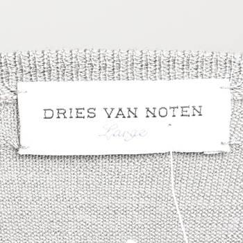 бирка Джемпер Dries Van Noten