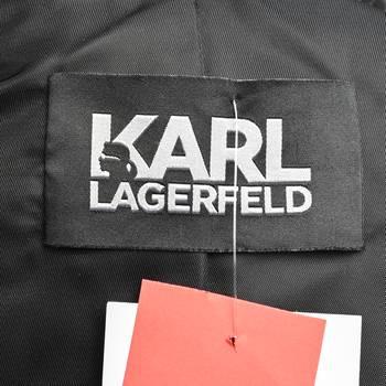 бирка Пальто Karl Lagerfeld