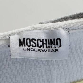 бирка Толстовка  Moschino Jeans