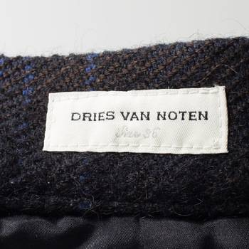 бирка Юбка  Dries Van Noten