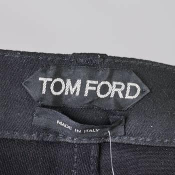 бирка Джинсы Tom Ford