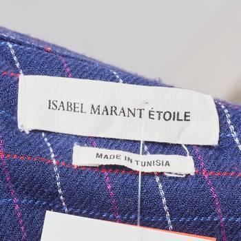 бирка Рубашка Isabel Marant Etoile