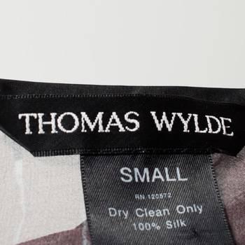 бирка Блузка  Thomas Wylde