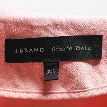 бирка Костюм J Brand x Simone Rocha