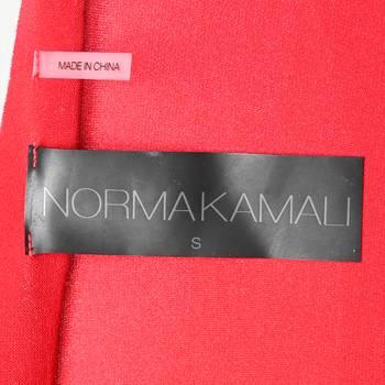 бирка Платье Norma Kamali
