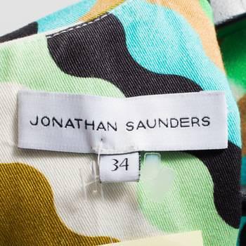 бирка Платье  Jonathan Saunders