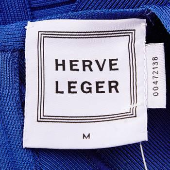 бирка Платье  Herve Leger