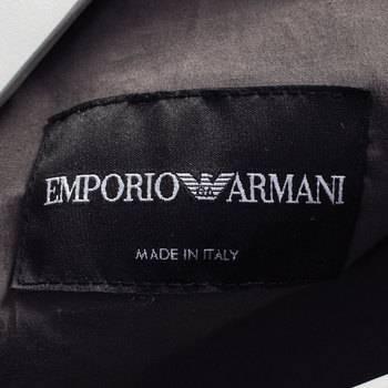бирка Ветровка  Emporio Armani