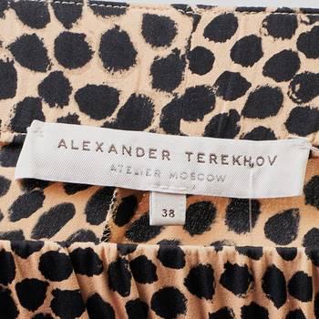 бирка Брюки Alexander Terekhov