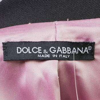 бирка Пиджак Dolce & Gabbana