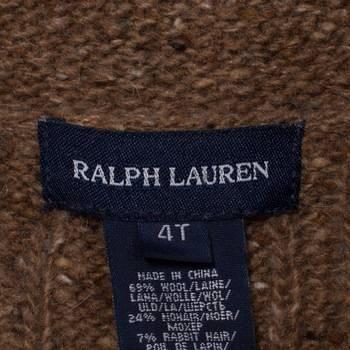 бирка Кардиган  Ralph Lauren