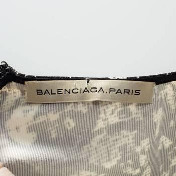 бирка Платье  Balenciaga