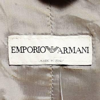 бирка Костюм Emporio Armani