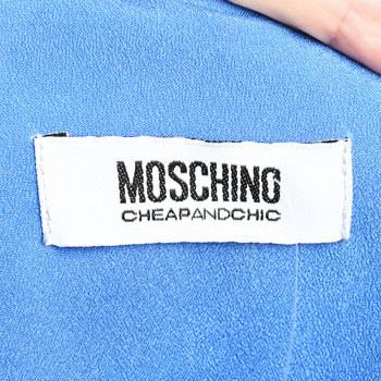 бирка Платье Moschino Cheap and Chic