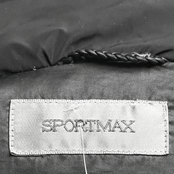 бирка Пуховик Sportmax