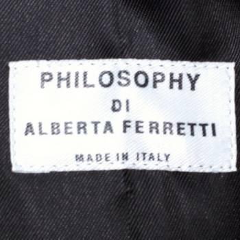 бирка Пальто  Philosophy di Alberta Ferretti