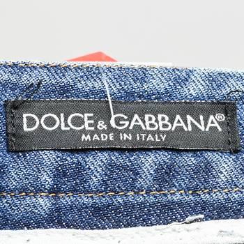 бирка Джинсы Dolce & Gabbana
