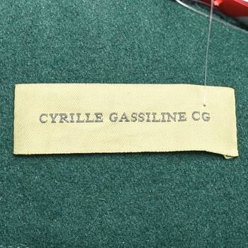 бирка Пальто Cyrille Gassiline