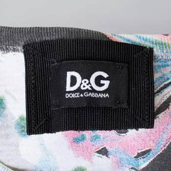 бирка Топ D&G