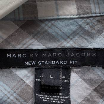 бирка Рубашка  Marc by Marc Jacobs