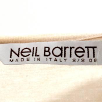 бирка Топ Neil Barrett