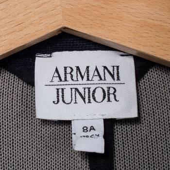 бирка Пиджак  Armani Junior