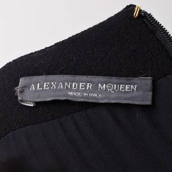 бирка Платье  Alexander McQueen