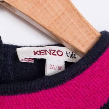 бирка Платье  Kenzo