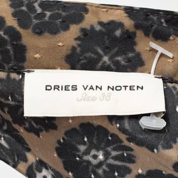 бирка Платье  Dries Van Noten