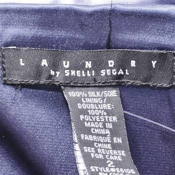 бирка Платье  Laundry by Shelli Segal