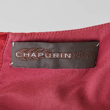 бирка Платье Chapurin