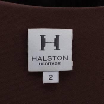 бирка Платье  Halston Heritage