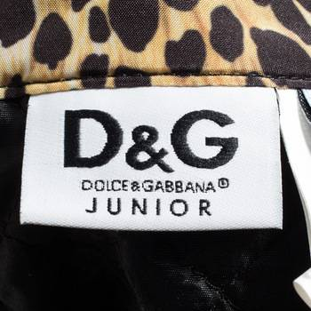 бирка Юбка  D&G Junior