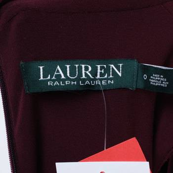 бирка Платье Lauren Ralph Lauren