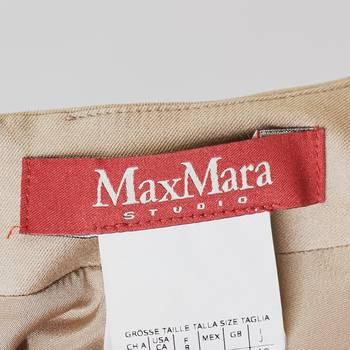 бирка Платье Max Mara Studio