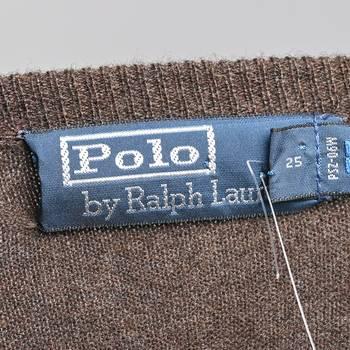 бирка Джемпер Polo Ralph Lauren