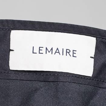 бирка Брюки Lemaire