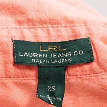 бирка Рубашка  Lauren Jeans