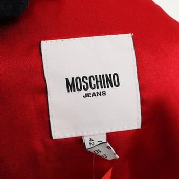бирка Куртка Moschino Jeans