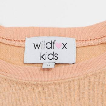 бирка Свитшот  Wildfox Kids
