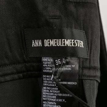 бирка Брюки Ann Demeulemeester