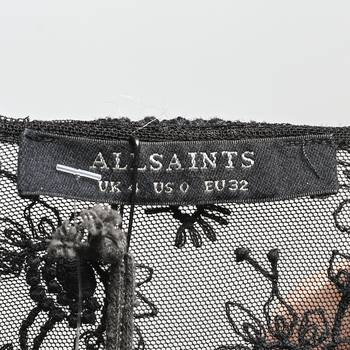 бирка Топ All Saints