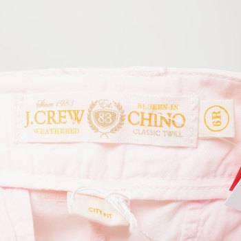 бирка Брюки J Crew