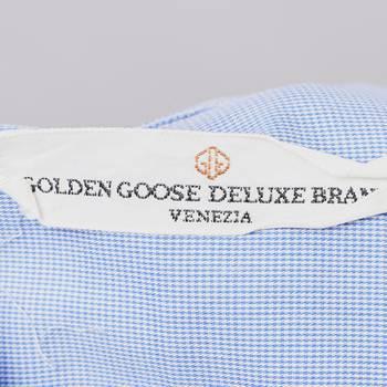 бирка Рубашка Golden Goose