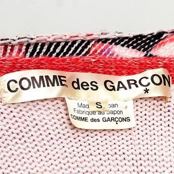 бирка Свитер Comme des Garcons