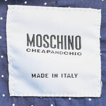 бирка Жакет Moschino Cheap and Chic