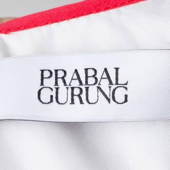 бирка Платье  Prabal Gurung