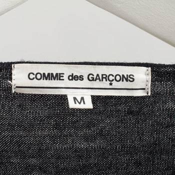 бирка Джемпер  Comme des Garcons