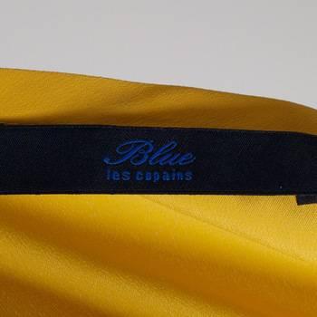 бирка Блузка  Les Copains Blue